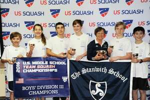 Stanwich School wins U.S. Middle School squash title - Photo