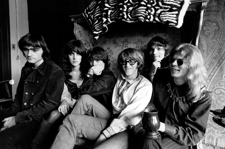 OriginsPaul Kantner formed Jefferson Airplane in 1965 in San Francisco with Marty Balin. The most famous configuration of the band was Balin, Grace Slick, Spencer Dryden, Kantner, Jorma Kaukonen, and Jack Casady. Photo: Associated Press / AP