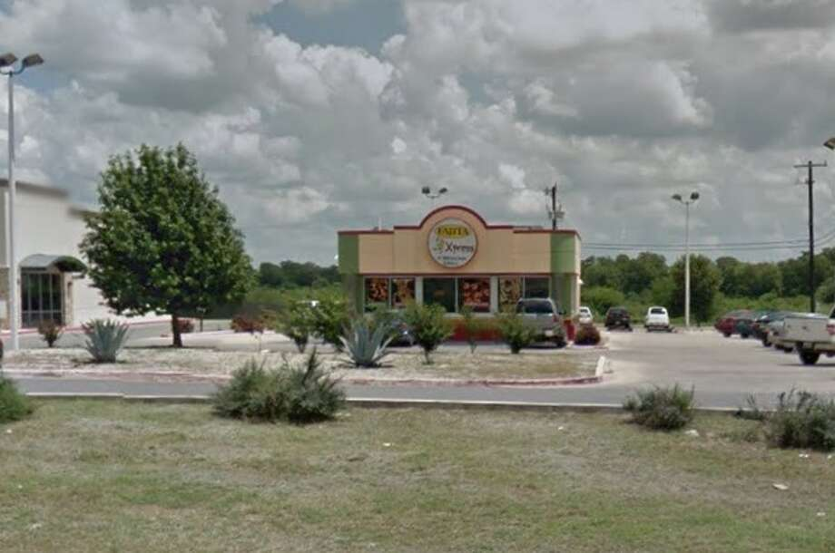 "Fajita Express Mexican Grill: 10531 Culebra Road, San Antonio, Texas 78250Date: 02/17/2017 Score: 66Highlights: Tortilla container was not clean to sight or touch, inspector observed kitchen staff preparing meals with their bare hands, ""deteriorating foam cups"" were being used to scoop food in the walk-in cooler, large pot with chicken was stored on the floor."