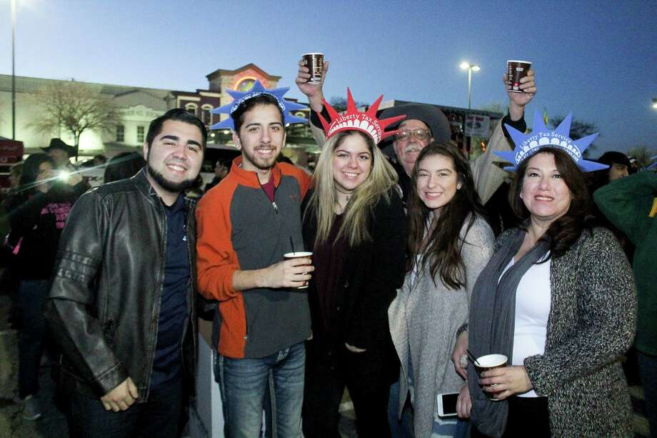 Thousands attended the 38th annual Cowboy Breakfast Friday morning Jan. 29, 2016 that kicks off the start of the San Antonio Stock Show and Rodeo. Photo: Jason Gaines For MySA