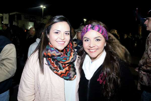 Thousands attended the 38th annual Cowboy Breakfast Friday morning Jan. 29, 2016 that kicks off the start of the San Antonio Stock Show and Rodeo.