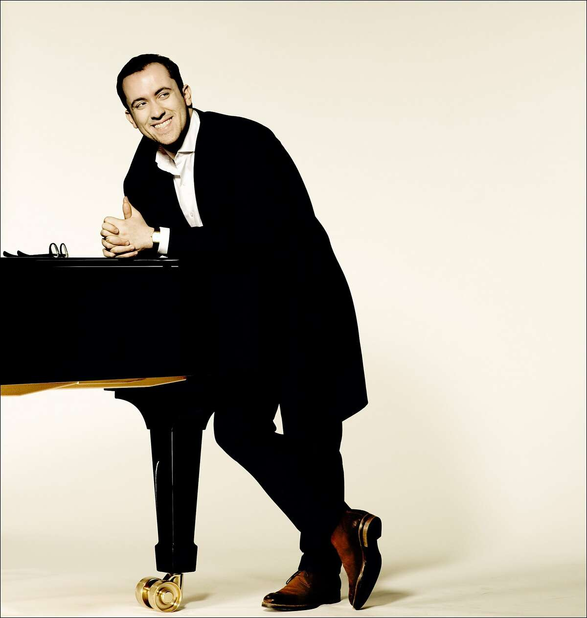 Pianist Igor Levit performs Thursday at the San Francisco Conservatory of Music