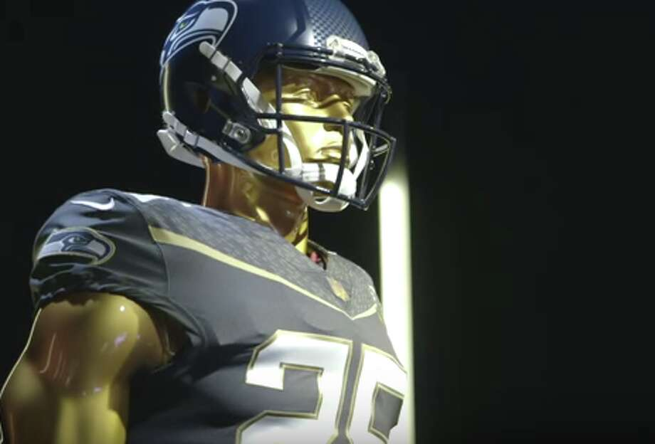 02839e209d0 Peek at Seahawks' Pro Bowl uniforms - seattlepi.com