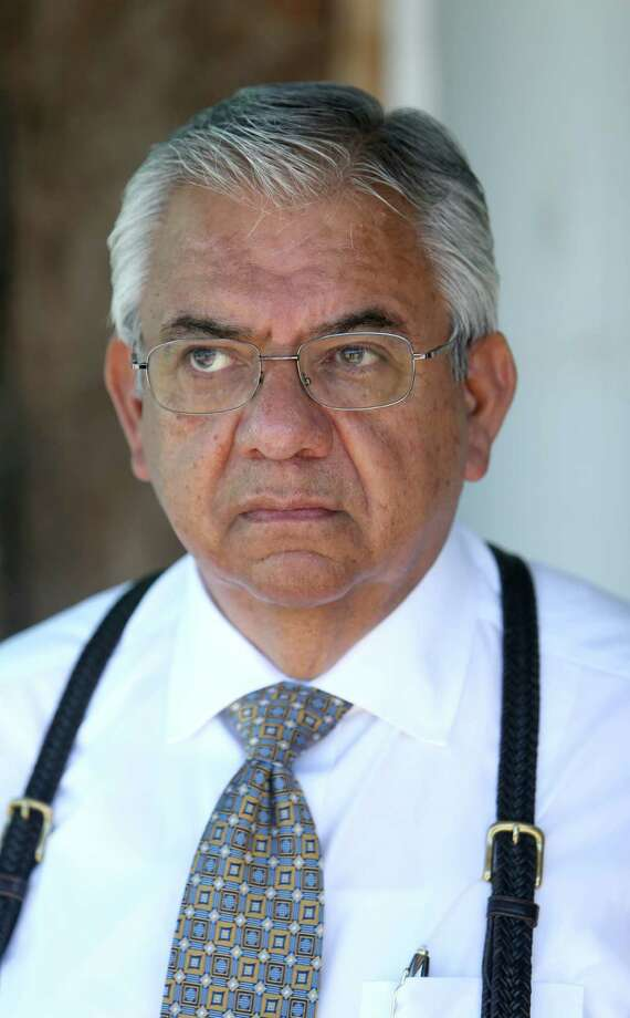 Ruben Perez, a career prosecutor for more than 36 years, will oversee prosecutors in the special crimes bureau of the Harris County District Attorney's Office. File photo: 2015. Photo: Gary Coronado, Houston Chronicle / © 2015 Houston Chronicle