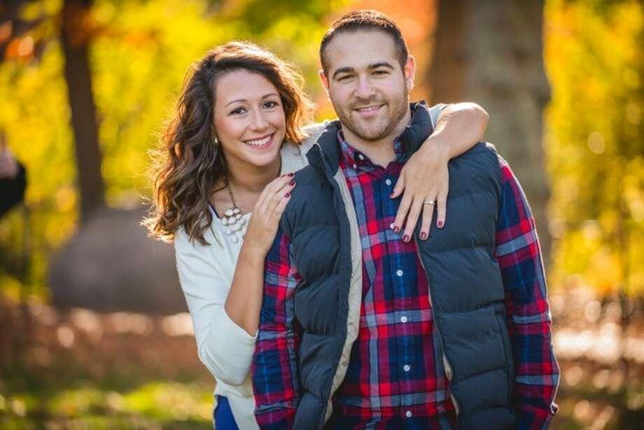 Marcella Bastos and Brett Berman. Photo: Contributed