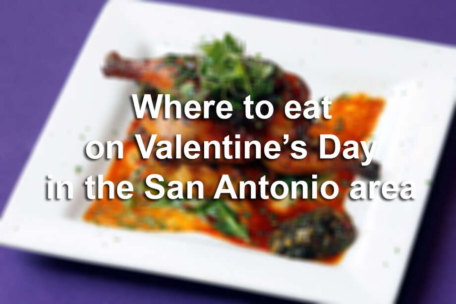 Click through the slideshow to see which area restaurants are going all out with specials. For more information, visit websites listed; unless otherwise stated, prices are per person, tax and tip are not included; and reservations are recommended.