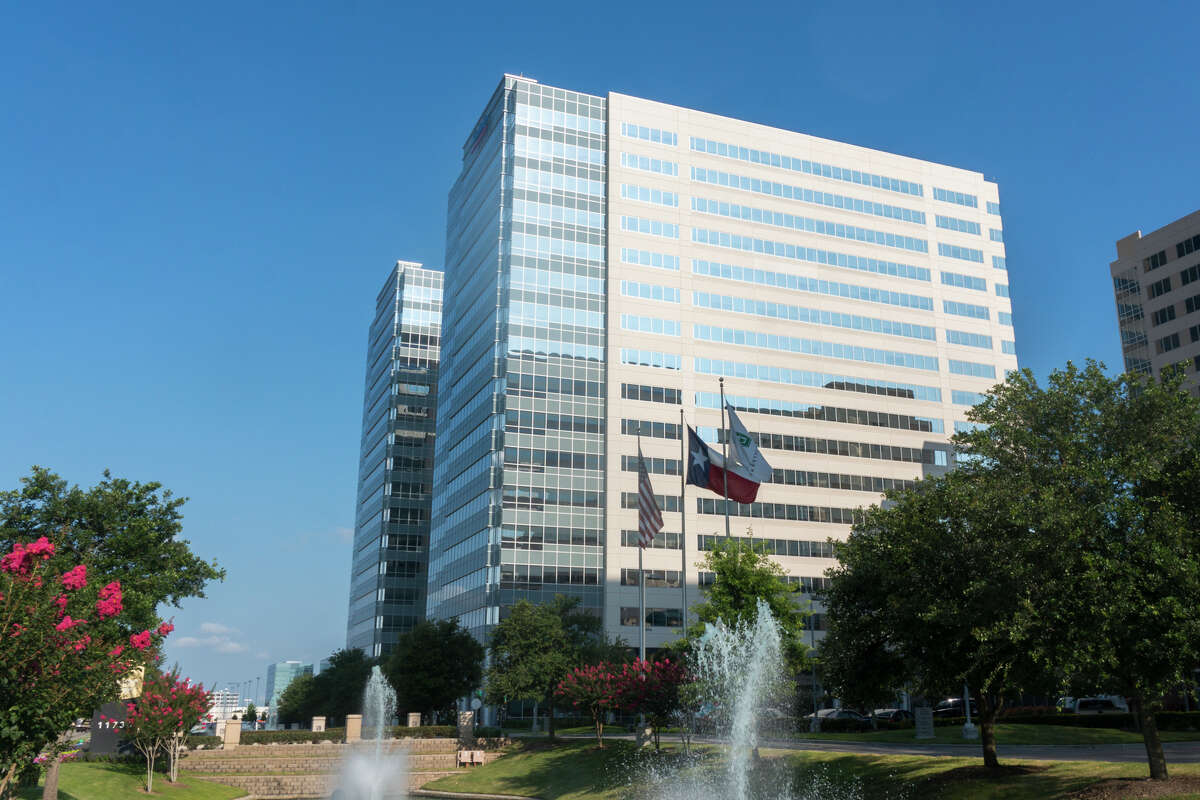 The Technip corporate offices in Houston's westside Energy Corridor. The French company announced Monday that it was cutting 6,000 jobs worldwide.