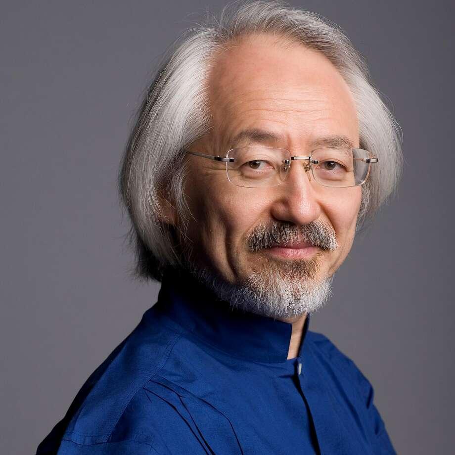 Conductor Masaaki Suzuki Photo: Marco Borggreve