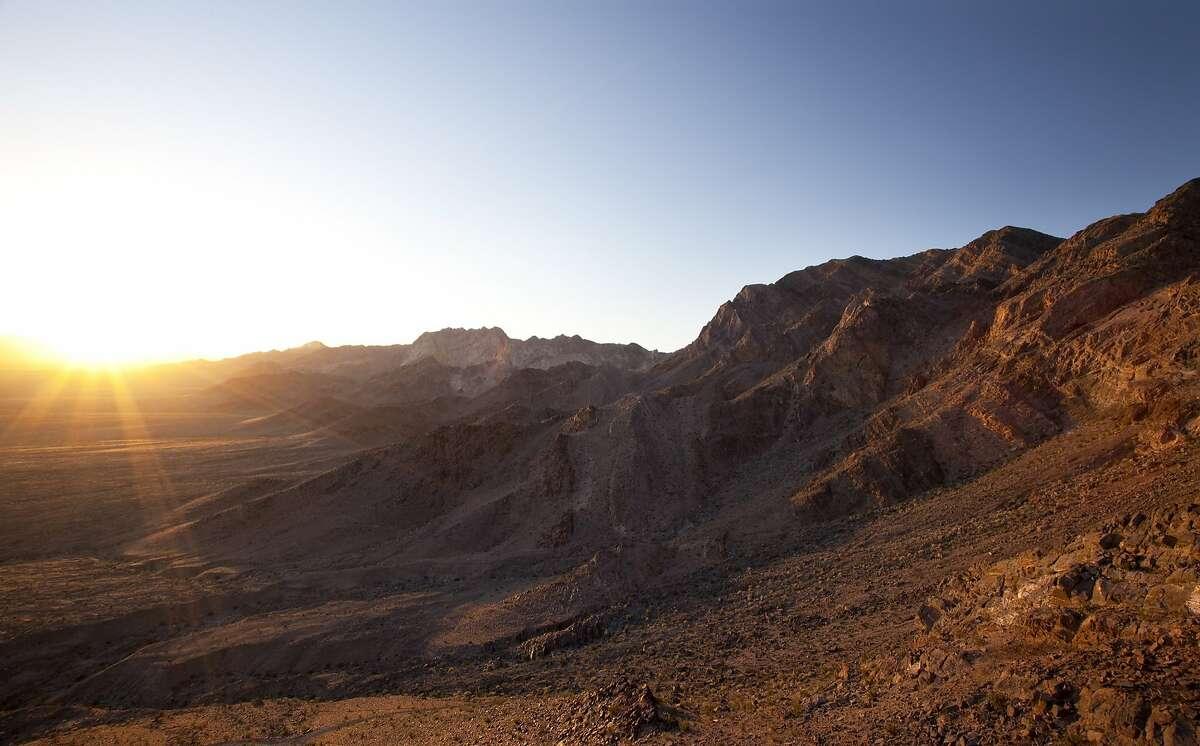 Mojave Trails