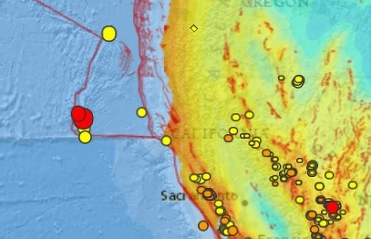 Magnitude 3.0 to 3.9 - Earthquakes at this level are typically level II, which. according to the USGS are