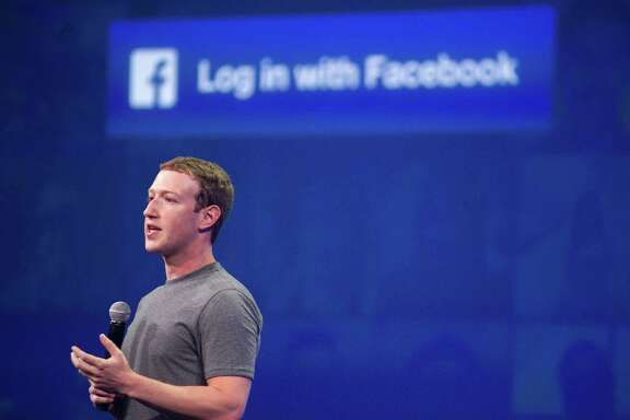 Mark Zuckerberg speaks at last year's F8 summit in San Francisco. The company said it will stop peer-to-peer sales of guns on its social network.