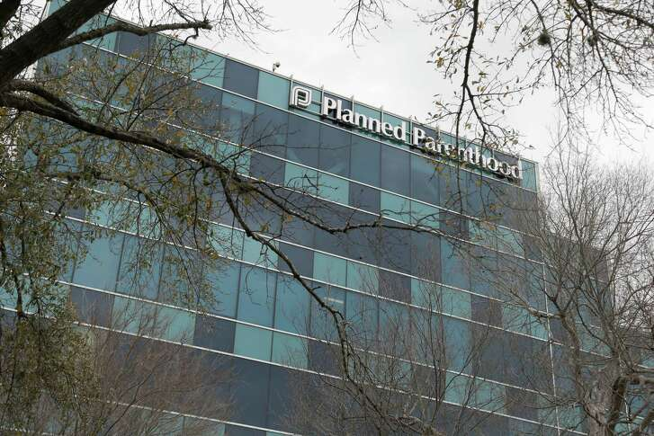 Planned Parenthood serves health centers in Texas and Louisiana from its Gulf Freeway offices. (AP Photo/Pat Sullivan)