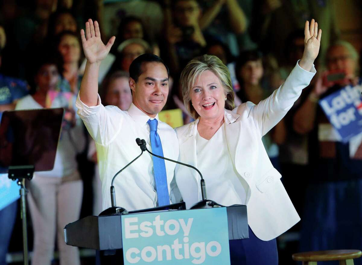 Housing and Urban Development Secretary Julián Castro's campaigning for Hillary Clinton  has renewed speculation about his likelihood of becoming her running mate.