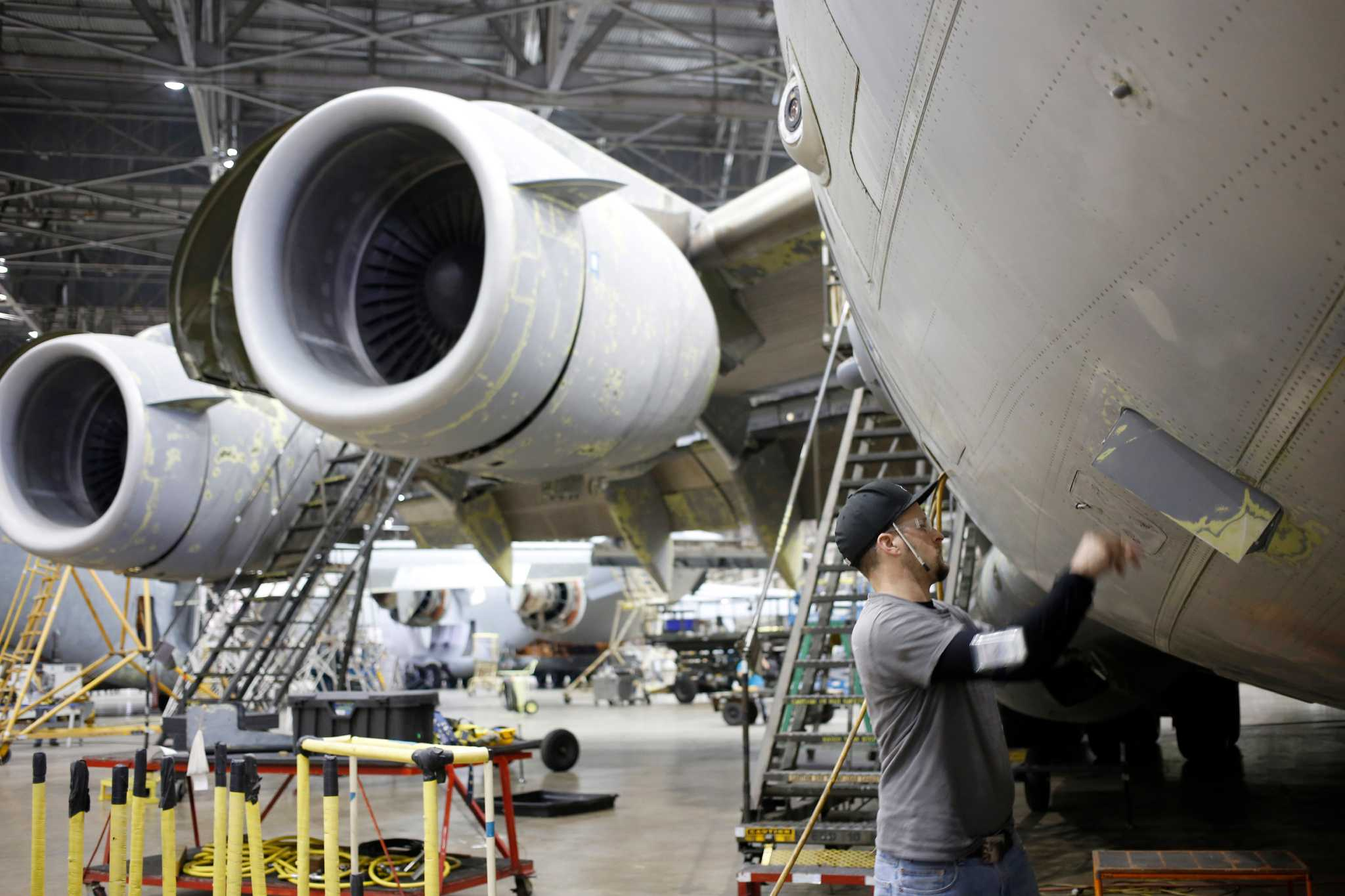 Texas Among 10 Best States For Aerospace Manufacturing