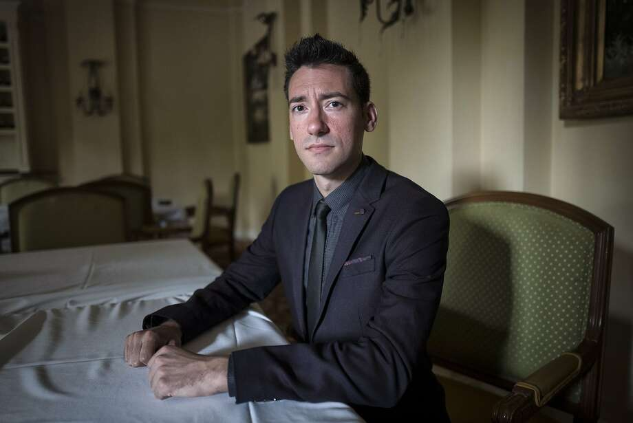 WASHINGTON, DC - SEPTEMBER 25: Portrait of David Daleiden, founder of The Center for Medical Progress at the Value Voters Summit on September 25, 2015 in Washington DC. (Photos by Charles Ommanney/The Washington Post via Getty Images) Photo: The Washington Post, The Washington Post/Getty Images