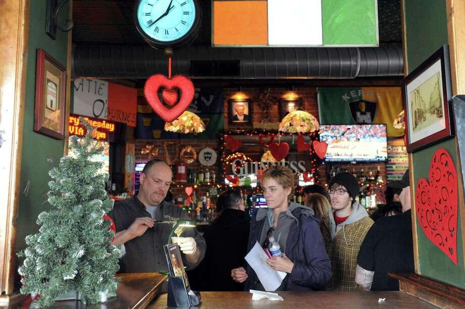 Turf Tavern Restaurant Week Menu