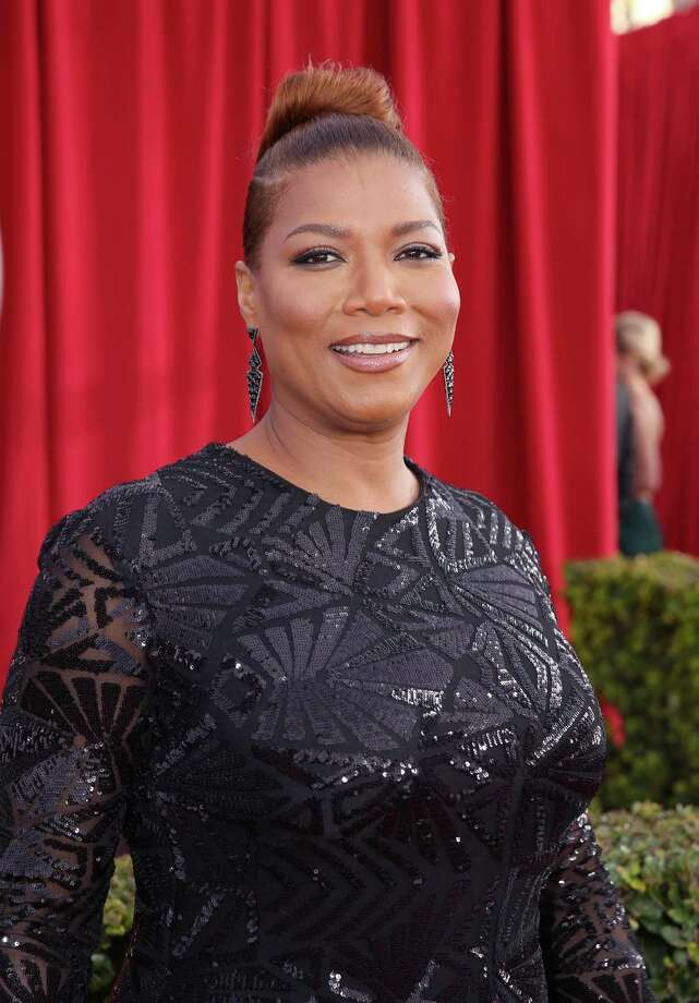 Queen Latifah arrives at the 22nd annual Screen Actors Guild Awards at the Shrine Auditorium & Expo Hall on Saturday, Jan. 30, 2016, in Los Angeles. (Photo by Matt Sayles/Invision/AP) Photo: Matt Sayles, Matt Sayles/Invision/AP / Invision