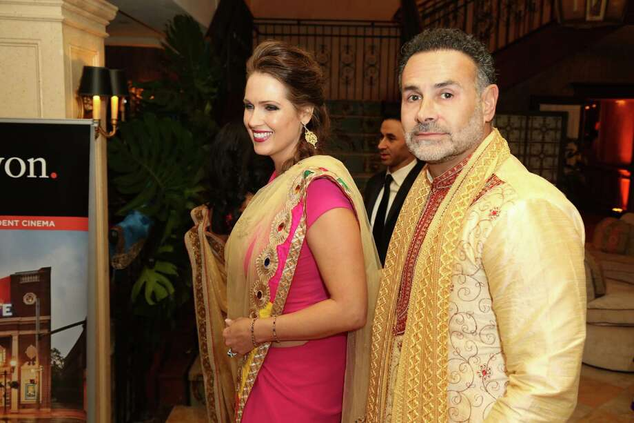 The Avon Theatre held a Bollywood-themed gala at L'Escale in Greenwich on January 30, 2015. Were you SEEN? Photo: Derek T. Sterling, Hearst Connecticut Media / Derek T. Sterling
