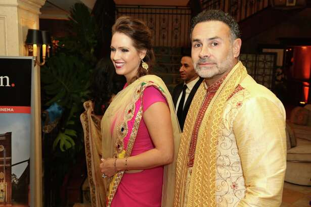 The Avon Theatre held a Bollywood-themed gala at L'Escale in Greenwich on January 30, 2015. Were you SEEN?