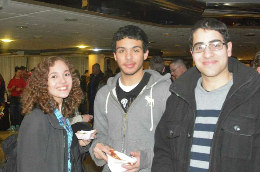 Were you SEEN at the 2016 Connecticut Wingfest in Danbury on January 30?