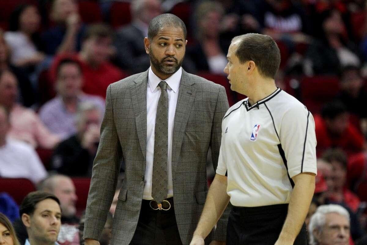 Rockets coach J.B. Bickerstaff said