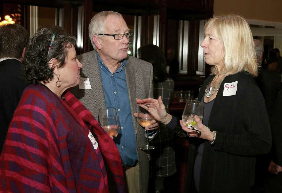 Were you Seen at the Planned Parenthood Mohawk Hudson Chapter¹s Celebrate Choice dinner at the Canfield Casino in Saratoga Springs on Saturday, Jan. 30, 2016? Photo: Joe Putrock/Special To The Times Union