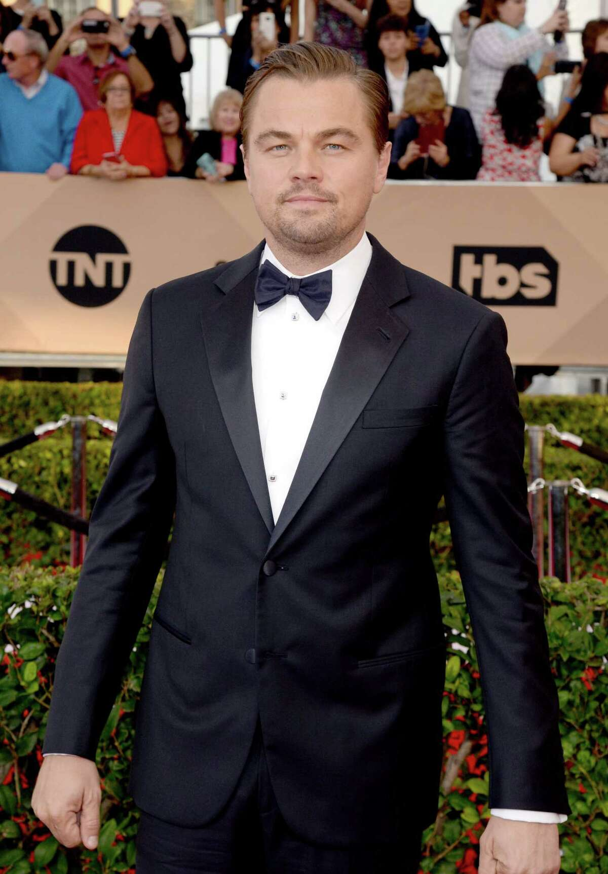 Leonardo DiCaprio. See this link for a complete list of winners. Now, here's a look at the other actors who trod the red carpet at the SAG Awards.