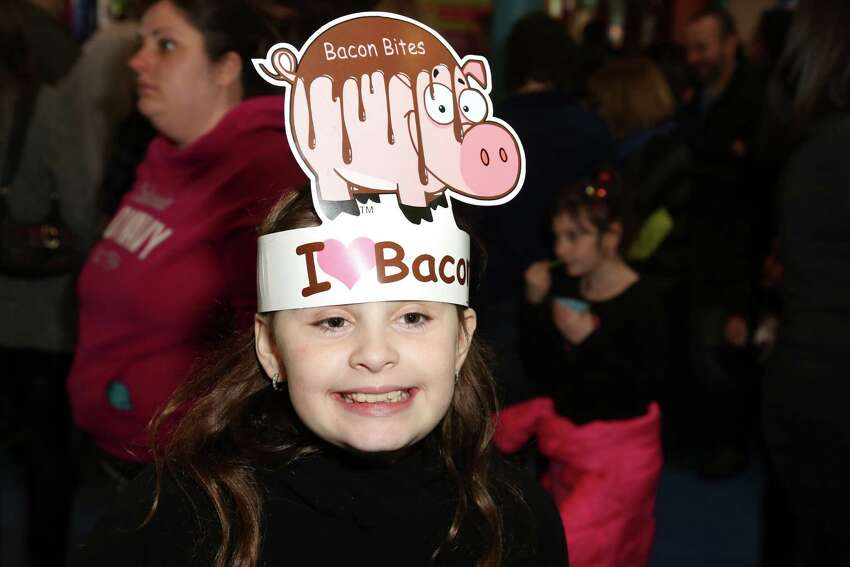 The Maritime Aquarium in Norwalk hosted a chocolate expo on January 31, 2016. Were you SEEN?