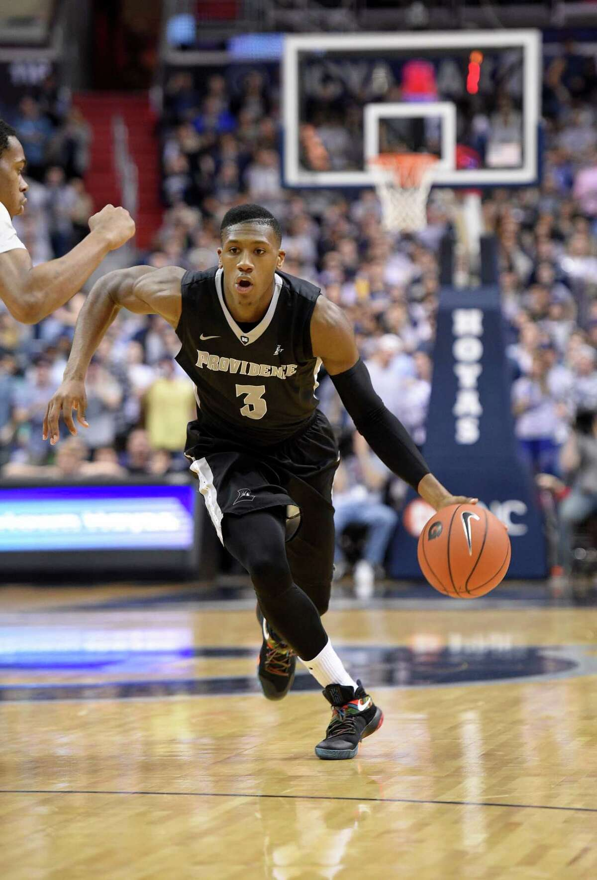Kris Dunn: Dunn, perhaps the nation's best point guard, is a big reason Providence has climbed into the top 10. He's the only player in the nation to average at least 16 points, seven assists and six rebounds.