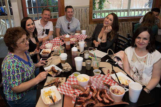 Meat Week in San Antonio kicked off with, well, meat, but also good music and hungry people at B Daddy's BBQ on Bandera Road.
