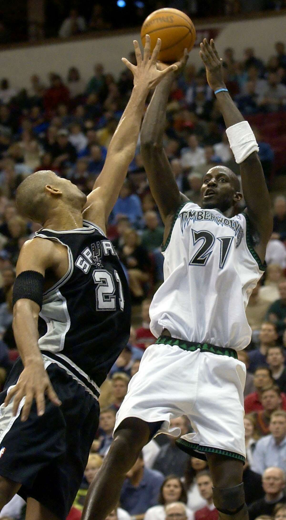 1. The first rodeo road trip began Jan. 27, 2003, against the Minnesota Timberwolves. The Spurs lost 95 to 106.