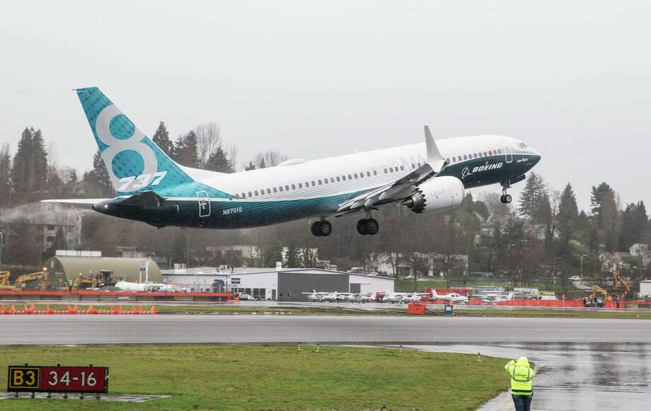 Take a look back at the rise of Southwest Airlines. A Boeing 737 MAX 8 airliner lifts off for its first flight on January 29, 2016 in Renton, Wash. A fight between Southwest Airlines and the company's pilots union could prevent the carrier for flying these new jets. Photo: Stephen Brashear / Stephen Brashear/Getty Images / 2015 Getty Images