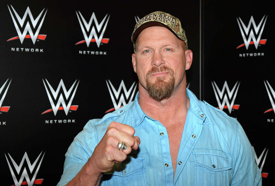 Steve Austin (Steve Williams)High school: EdnaCollege: North Texas Photo: Ethan Miller, Getty Images / 2014 Getty Images