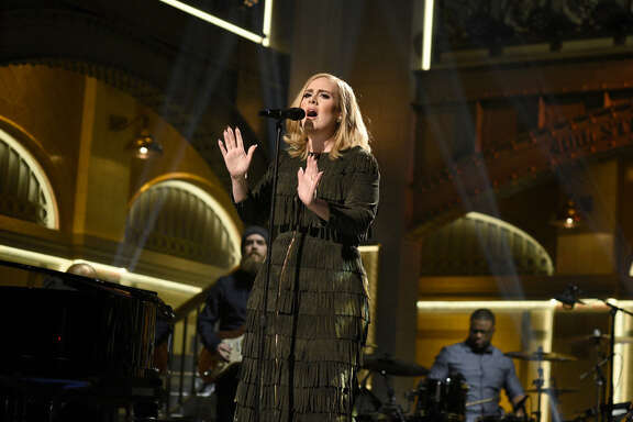 Adele: Live in London   airs on Sunday, February 14th on BBCA.