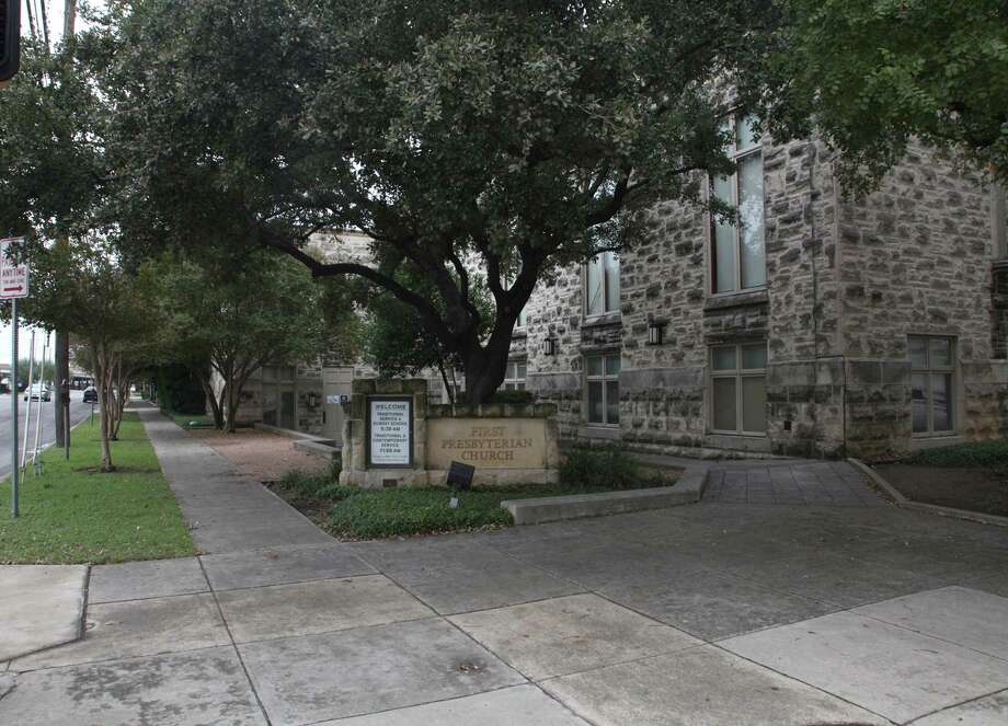 """Officials with First Presbyterian Church said they reached an amicable """"final settlement"""" to leave their denomination. Photo: Juanito M. Garza /San Antonio Express-News / San Antonio Express-News"""