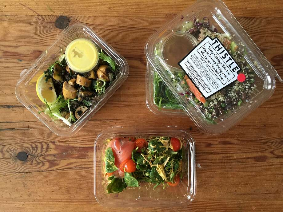 Thistle delivers fresh meals for breakfast, lunch and dinner.