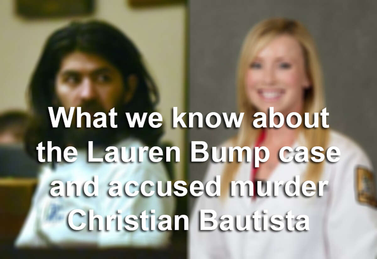 Christian Bautista was charged with murder in the slaying of Lauren Bump, who was stabbed more than 20 times and died on a running trail at O.P. Schnabel Park on the Northwest Side on Dec. 31, 2013. Authorities have not established a motive, but here are 10 facts we know about the case.