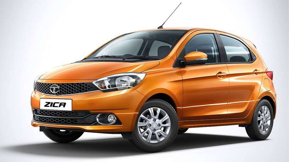 "The product:The Zica, a new hatchback back from India's Tata Motors.The issue: The car shares its name with a mosquito-borne illness (Zika virus) that has been declared a ""global health emergency"" this year. Photo: Tata Motors"