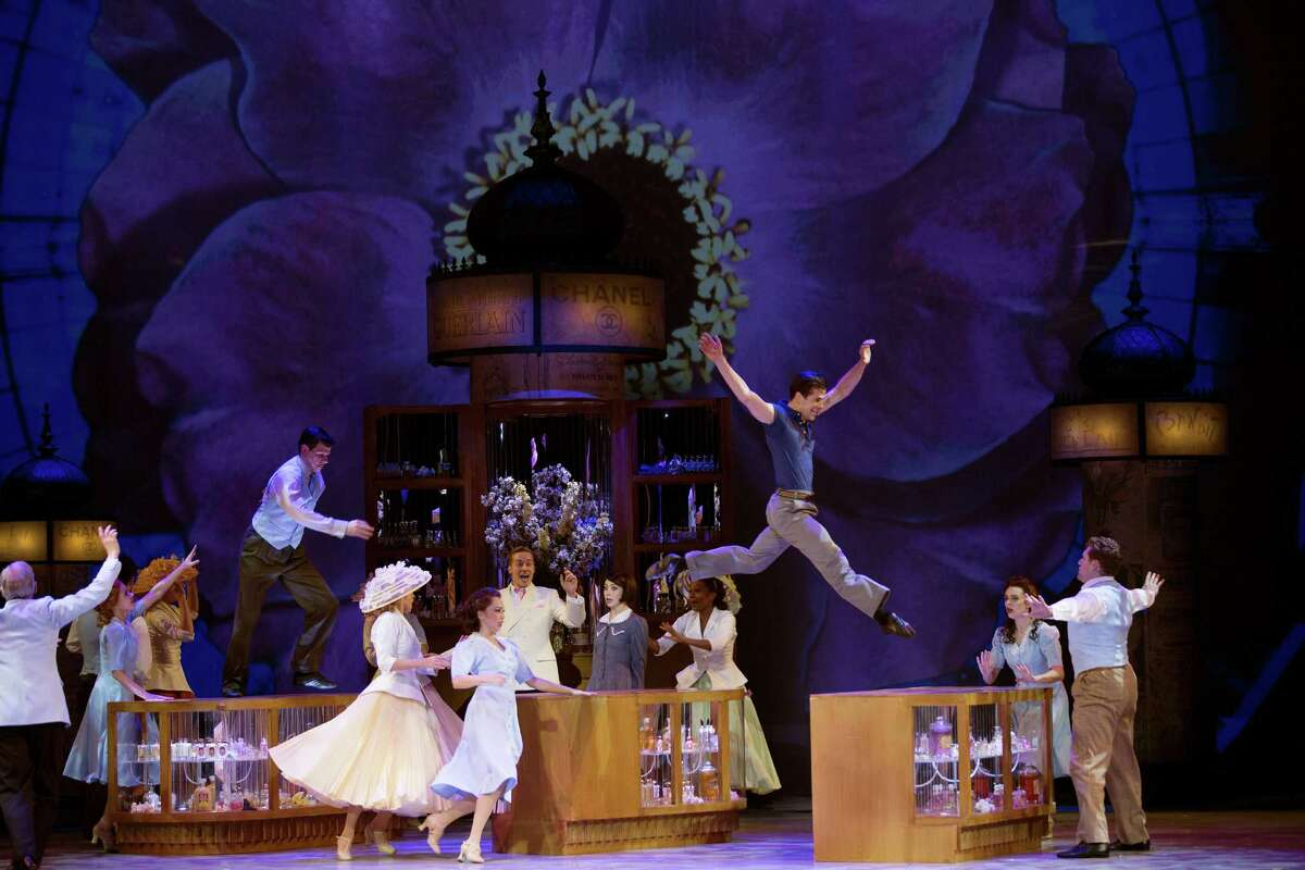 """""""An American in Paris"""" will be presented as part of Proctors' Key Private Bank Broadway Series in Schenectady.(Courtesy of Proctors)"""