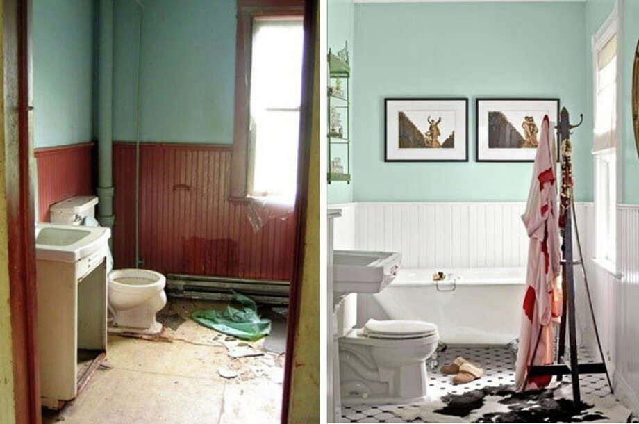 Before And After Inspiration For Your Bathroom Renovation Houston - Bathroom renovation houston