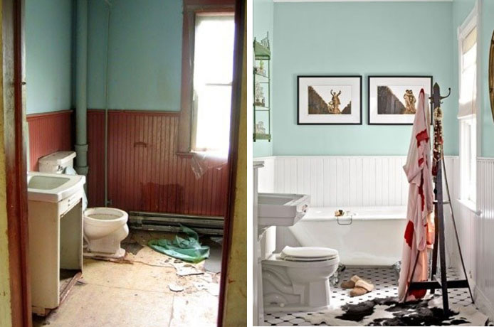 Before And After Inspiration For Your Bathroom Renovation Houston Chronicle