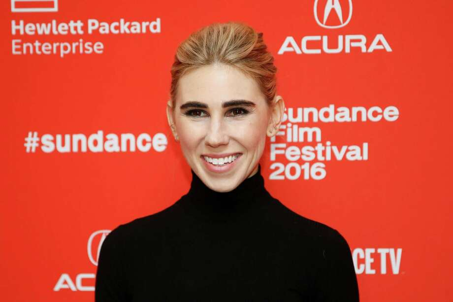 """Actress Zosia Mamet arrives at the premiere of """"Wiener-Dog"""" during the 2016 Sundance Film Festival on Friday, Jan. 22, 2016, in Park City, Utah. (Photo by Danny Moloshok/Invision/AP) ORG XMIT: UTDM224 Photo: Danny Moloshok / Invision"""