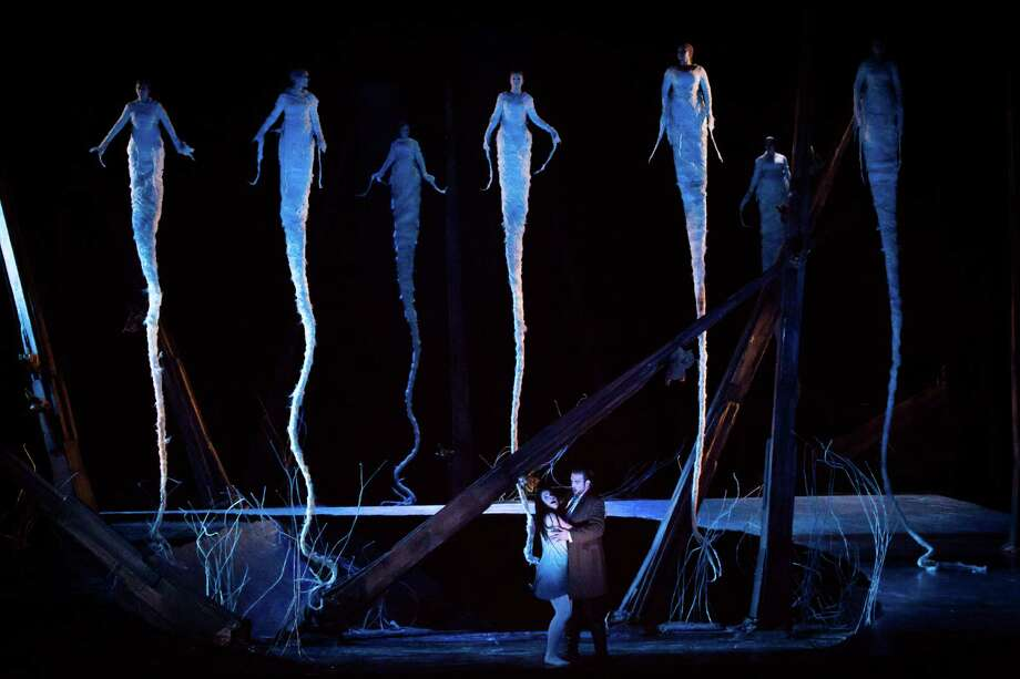 Hgo Excels With Unsentimental Rusalka Houston Chronicle