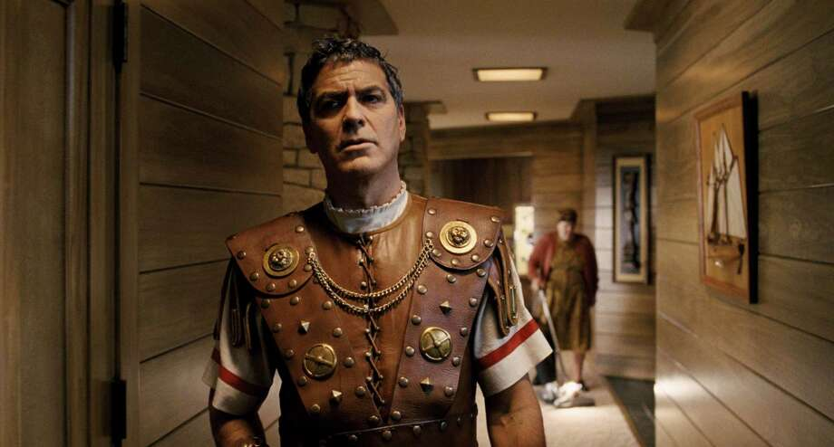 "George Clooney as Baird Whitlock in ""Hail, Caesar!"" Photo: Universal Pictures / Universal Pictures"