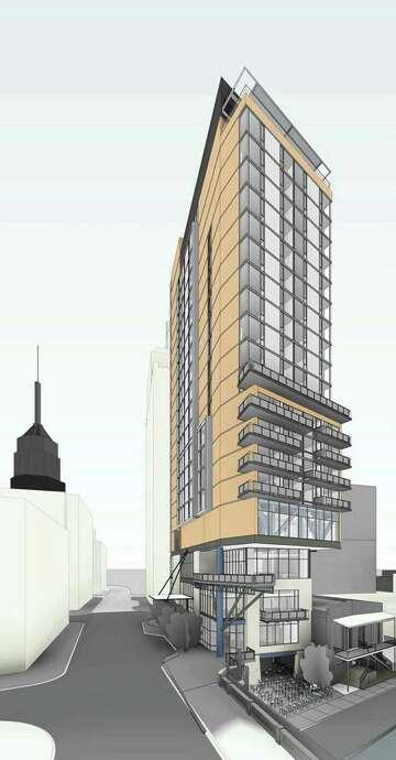 "Developers Plan ""boutique"" Hilton Hotel Downtown"