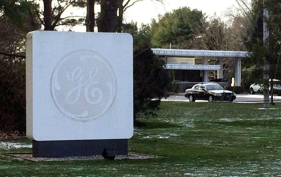 GE's corporate headquarters campus in Fairfield. Photo: Michael Melia / Associated Press / AP