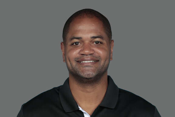 J.B. Bickerstaff  Houston Rockets assistant coach    2015 NBA photo