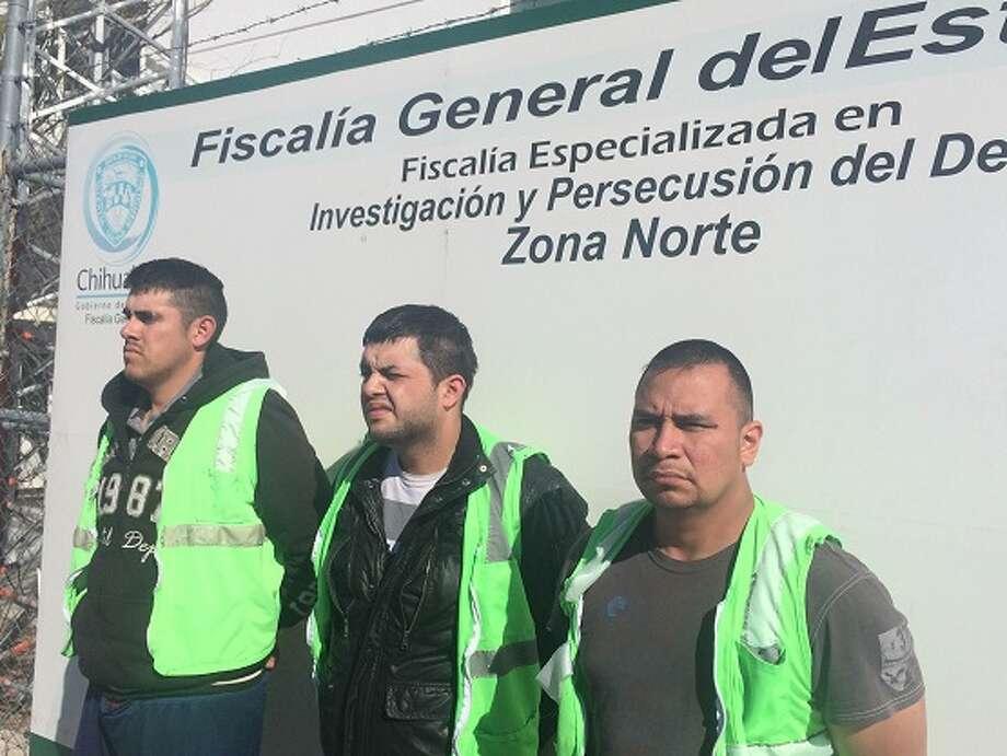3 Mexican cartel 'sicarios' arrested near Texas border