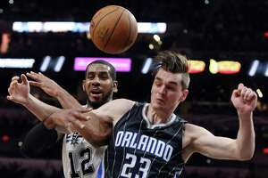 Spurs Nation live blog: Spurs vs. Magic - Photo