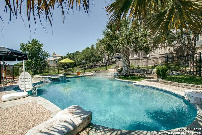 1. 46 Champions Run: $865,000Bedrooms: 5Bathroo5ms: 4.5Square feet: 4,804Features: Wood moldings, plantation shutters, hardwood flooring, chef's kitchen with a six-burner stove top, cherry cabinets, pool, spa, kitchen